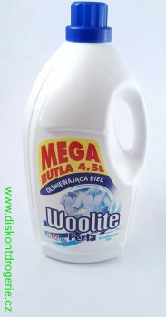 WOOLITE gel 4,5l/75PD Extra White