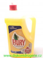 Jar Expert 5l Professional fairy lemon