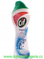 CIF 250 ML CREAM BÍLÝ