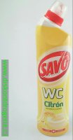 SAVO WC 750 ML CITRON