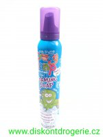 KIDS STUFF CRAZY FOAM SOAP BLUE 225ML tvarovací sprchová pěna