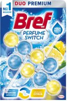 Bref Perfume Switch WC blok Marine&Citrus 2 x 50 g