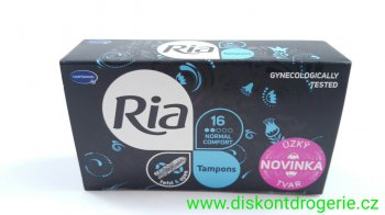 TAMPONY RIA normal comfort 16KS