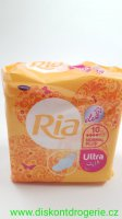 RIA ULTRA SILK Normal plus deo 10ks