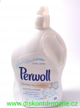 Perwoll Renew Advanced White 2,7 l 45 praní