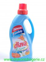 DIAVA 750ML UNI ČISTIČ FLOWER