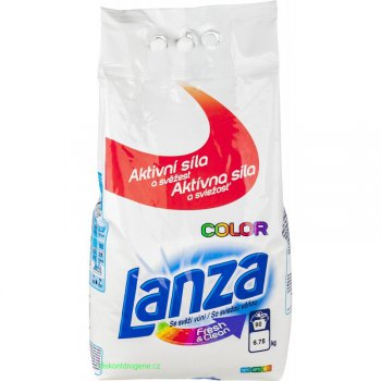 Lanza Fresh & Clean Color 90 praní 6,3 kg