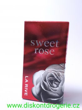 LA RIVE sweet rose 30ml edp