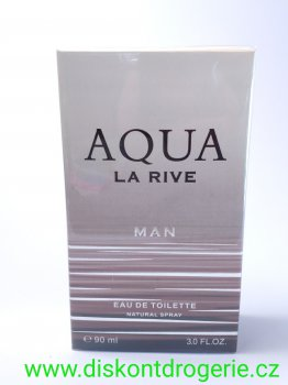 LA RIVE AQUA for men 90ml edp