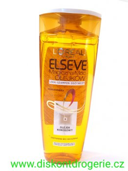 L'Oréal Elseve Extraordinary Oil Coco Shampoo 400 ml