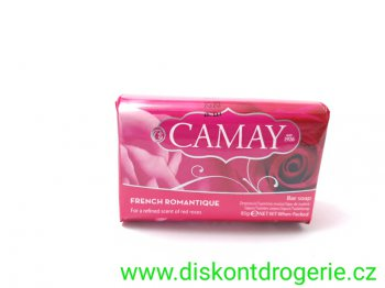 CAMAY MÝDLO french romantique 85g