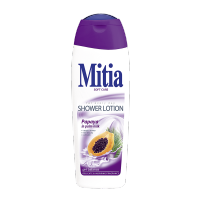 Mitia sprchové mléko Papaya in palm milk 400ml