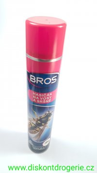 Bros spray proti vosám a sršňům 600 ml