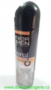 GARNIER MEN SPREJ 150ML PROTECTION 6