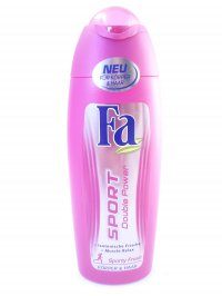 Fa Sport Double Power sprchový gel 250 ml