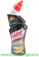 Harpic Power plus Max 10 Citrus Force WC gel 750ml