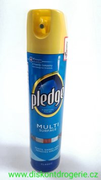 PRONTO - Pledge  SPRAY MULTISURFACE  250ml