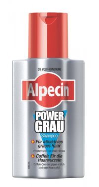 ALPECIN ŠAMPON POWER GRAU 250ml