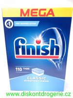 Finish Tabs Classic Regular 110 tablet