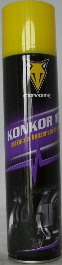 COYOTE KONKOR 101 300ML OLEJ