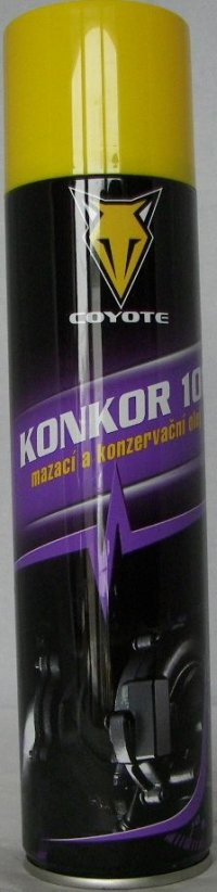 COYOTE KONKOR 101 400ML OLEJ