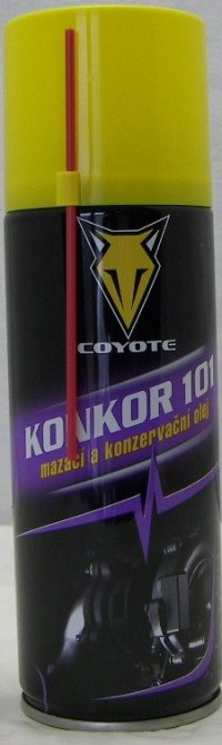 COYOTE KONKOR 101 200ML OLEJ