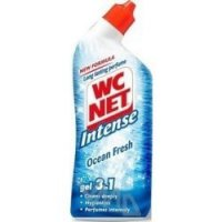 WC NET 750ML INTENSE OCEAN    modrý