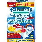 DR. BECKMANN PROTECT COLOR UTĚRKY 24KS