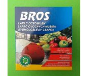 Bros lapač octomilek - past a náplň 30ml
