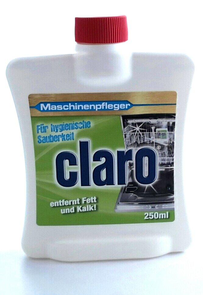 CLARO čistič myčky 250ml