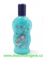 KIDS STUFF MAGIC SPARKLING BUBBLE BATH 300ML - třpytivá pěna do koupele