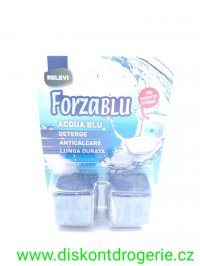 PULIRAPID WC CUBO GRANFORTE BLU 2X50G 1434