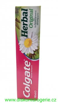 Colgate zubní pasta Herbal Original 100 ml