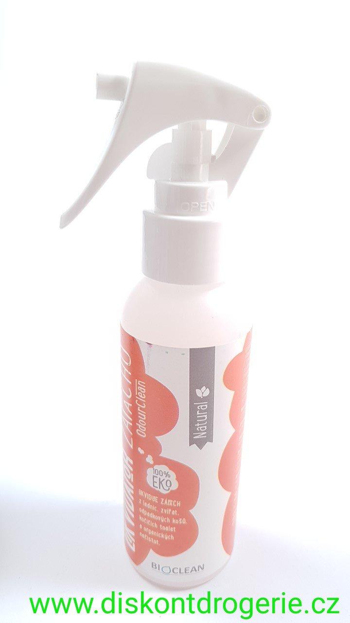 924730783 Bioclean likvidátor zápachu natural 100 ml : Drogerie, parfémy, BIO ...