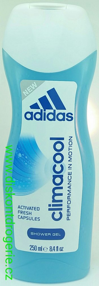 ADIDAS Sprchový GEL 250ML WOMAN CLIMACOOL