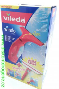 Vileda Windomatic Complete set Čistič oken