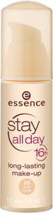 ESSENCE MAKE UP STAY ALL DAY 20