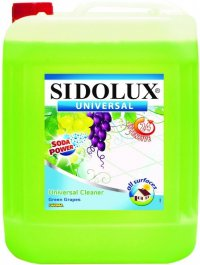 Sidolux universal soda Power Green Grapes 5 l