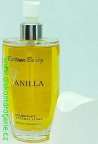 Bettina Barty Vanilla deo natural spray 75ml