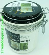 Bettina Barty Rice milk & bamboo body butter 400ml