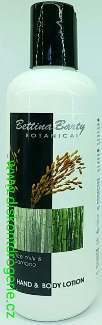 Bettina Barty Rice milk & bamboo lotion 400ml