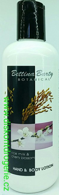 Bettina Barty Rice milk & CHERRY lotion 400ml