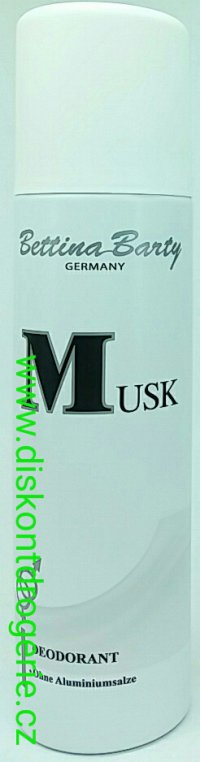 Bettina Barty musk deo spray 150ml