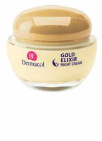 Dermacol GOLD ELIXIR CAVIAR NIGHT CREAM