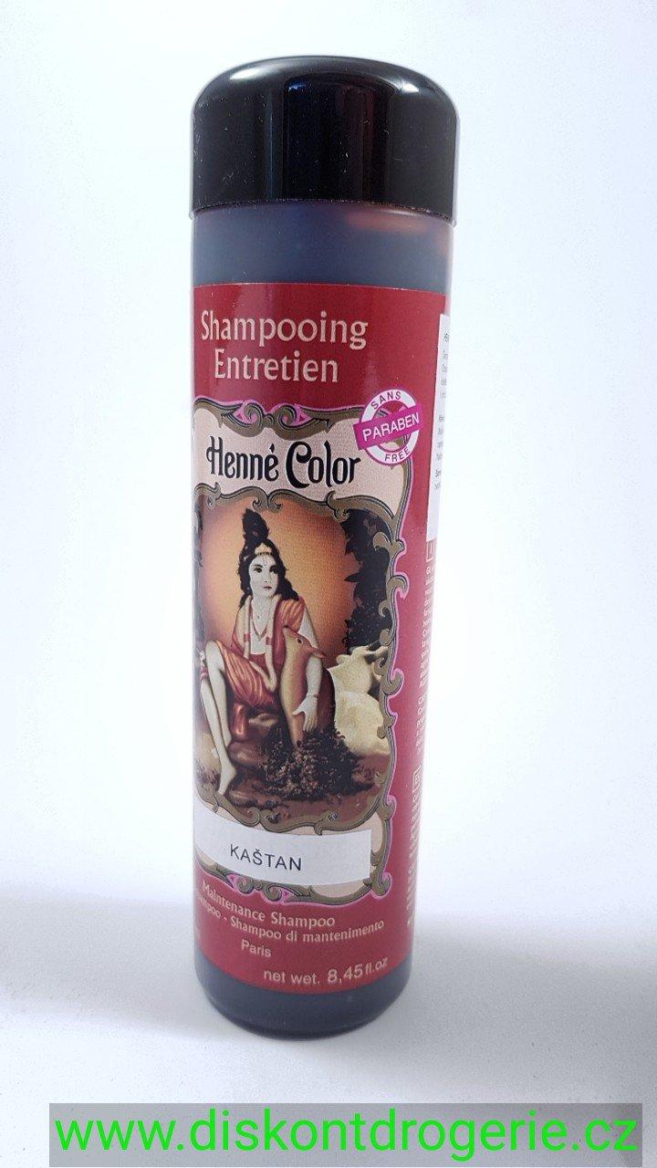 Henna Henné Color Šampon Kaštan 250 ml : Drogerie, parfémy