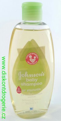 JOHNSONS BABY ŠAMPON 300ML