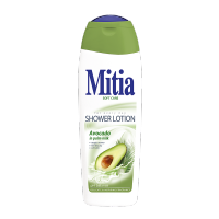 Mitia sprchové mléko Avocado in palm milk 400ml