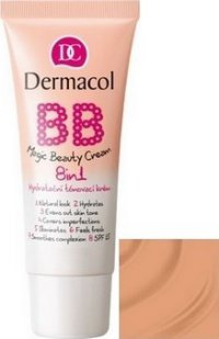 Dermacol BB Magic Beauty Cream make-up sand 30 ml