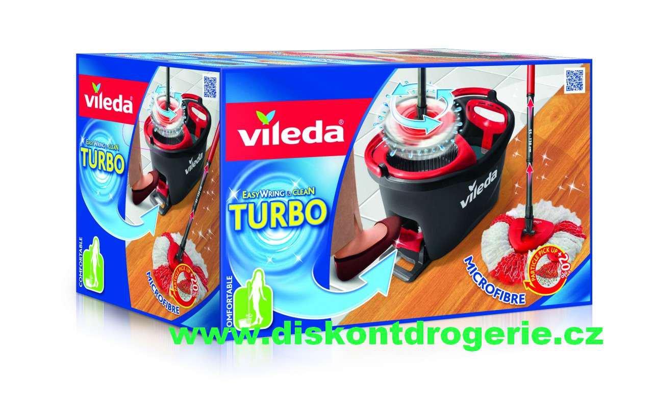 vileda easy wring and clean turbo mop drogerie parf my bio produkty. Black Bedroom Furniture Sets. Home Design Ideas