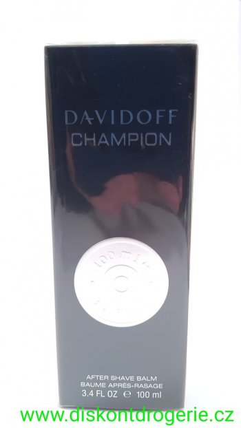 DAVIDOFF CHAMPION AFTER SHAVE BALZÁM 100ML